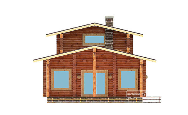 Wooden homes designs 50-200 m²