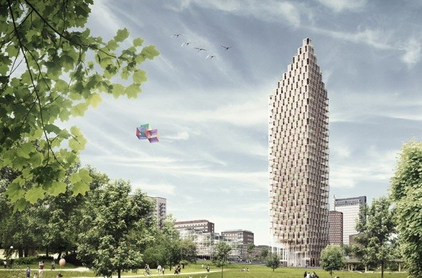 Wooden skyscrapers around the world: a dream or a revolution?