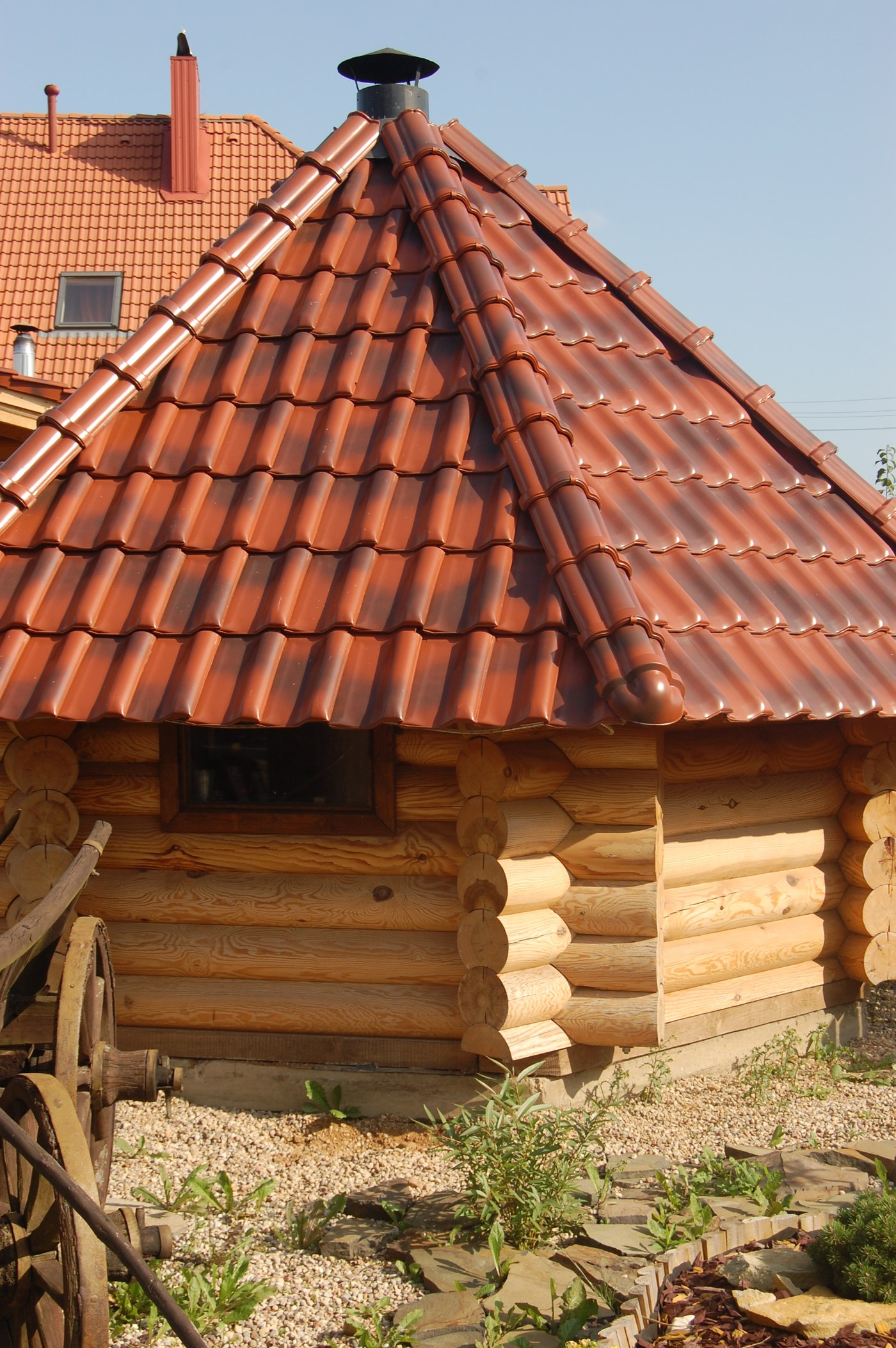 Roof Shapes Wooden House Design