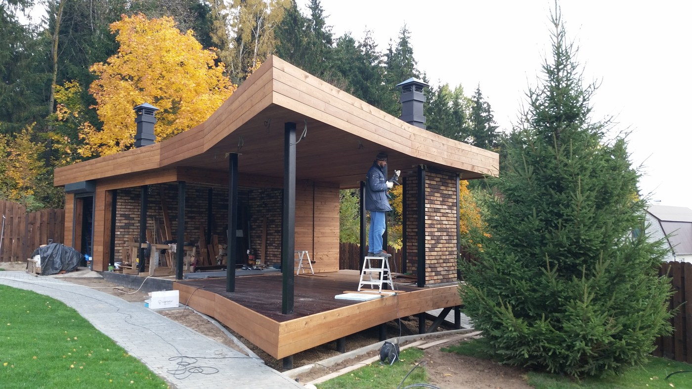 Prefab home plans: Wooden homes plans Peter 10 m² — Price 10 10