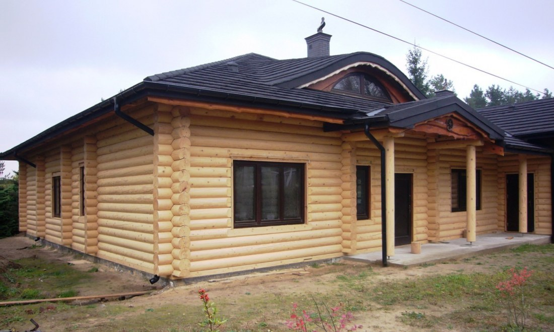Groovy Wooden Houses For Export To Europe And Other Countries Of Download Free Architecture Designs Philgrimeyleaguecom