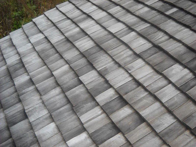 Wooden roof tile Shingle