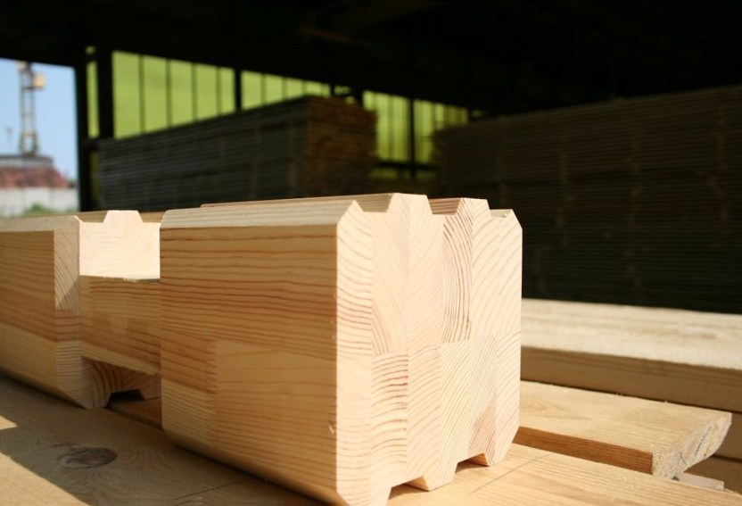 Glued laminated timber, Glulam