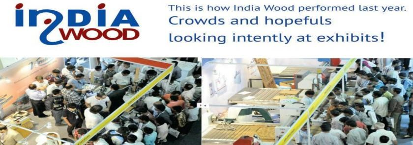 Wooden houses exhibitions - IndiaWood 2020 - one of the world's largest woodworking event 08 - 12 March in Bangalore, India