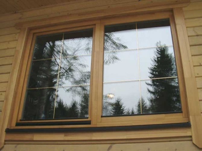 How to choose windows to your glulam house?