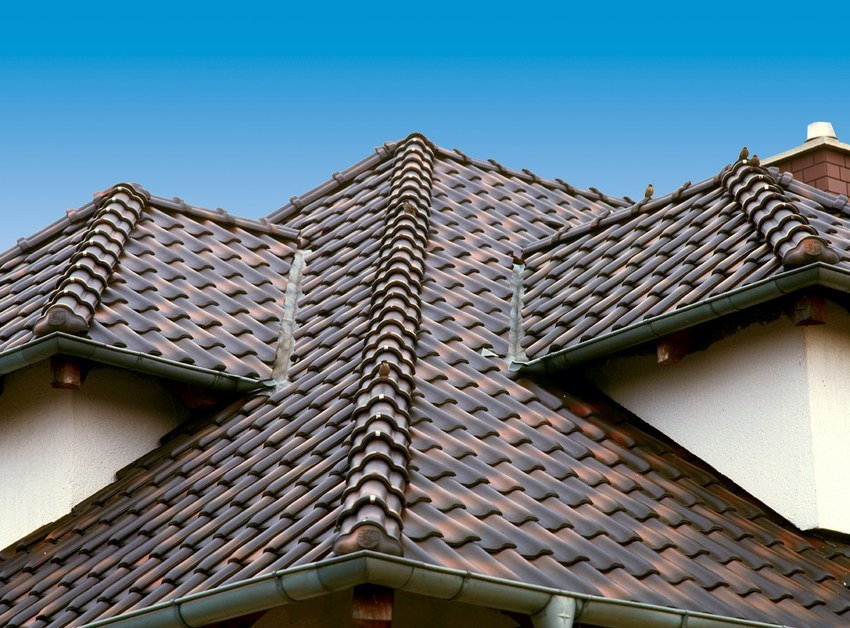 Types Of Roofing Materials For The Glulam House
