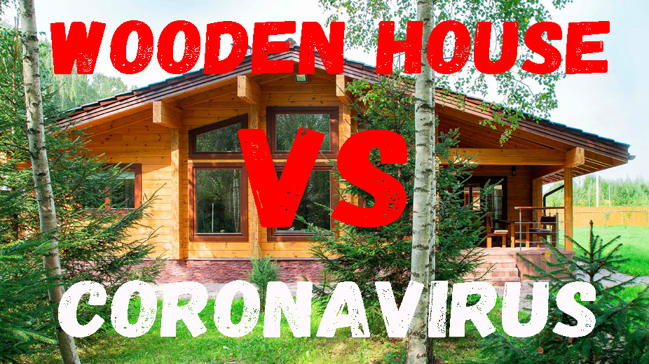 Phytoncides in wooden houses and their fight against bacteria, viruses and coronavirus. True or fiction?